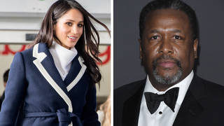 "Actor Wendell Pierce told LBC that Oprah Winfrey's interview with Prince Harry and Meghan Markle is ""insignificant"" amid the coronavirus pandemic."