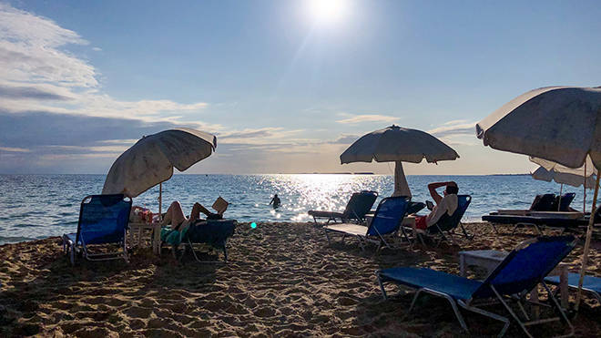 Greece and Cyprus holidays could be allowed as early as May 2021