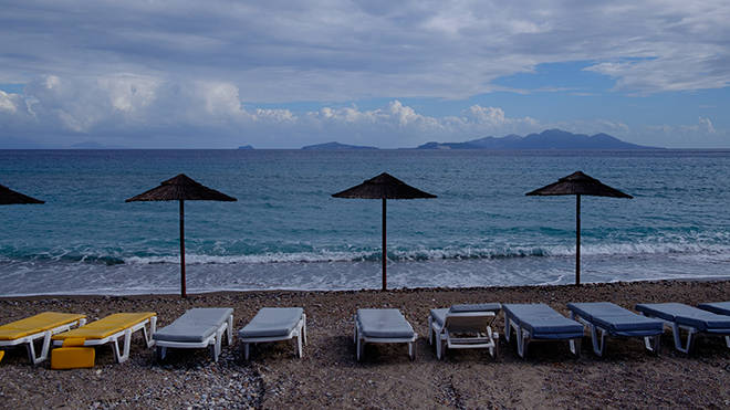 Greece tourism could resume business this summer as long as proof of a Covid vaccine is present