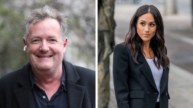 Piers Morgan has left Good Morning Britain following his comments about Meghan Markle
