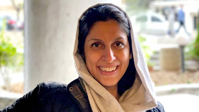 Boris Johnson has demanded the immediate release Nazanin Zaghari-Ratcliffe