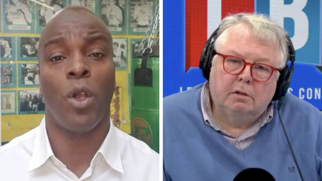 Tory mayor candidate tells LBC he 'absolutely does not' regret Sarah Everard tweet