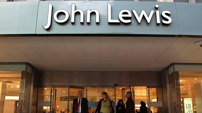 John Lewis has confirmed store closures for April 2021