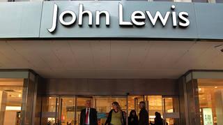 John Lewis has confirmed storm closures for April 2021