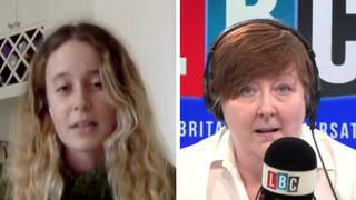 Journalist Sascha O'Sullivan was speaking to Shelagh Fogarty