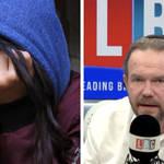 'Women should help women': Caller tells James O'Brien how she saved a girl in danger