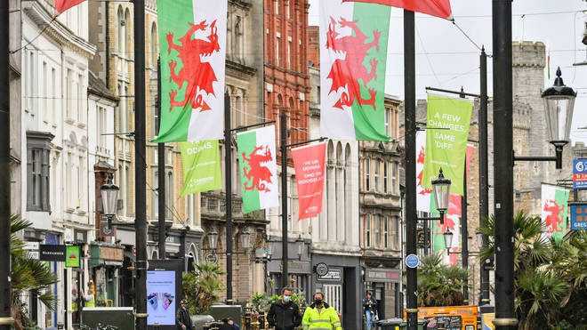 """The Welsh government will lift the """"stay at home"""" requirement in Wales from Saturday"""
