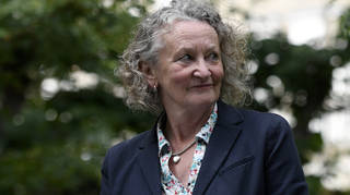 The Green Party peer suggested a 6pm curfew for men