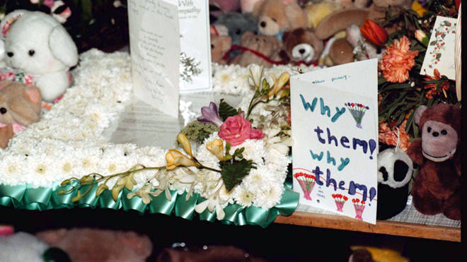The tragedy in 1996 claimed 17 lives