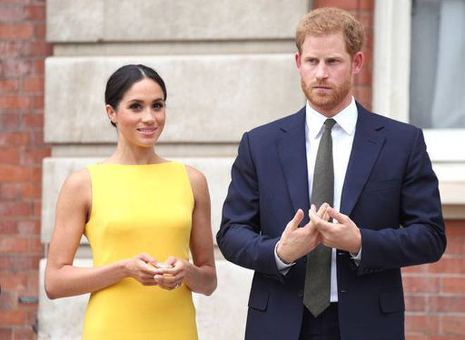 Harry and Meghan's popularity in Britain has dropped to a record low.
