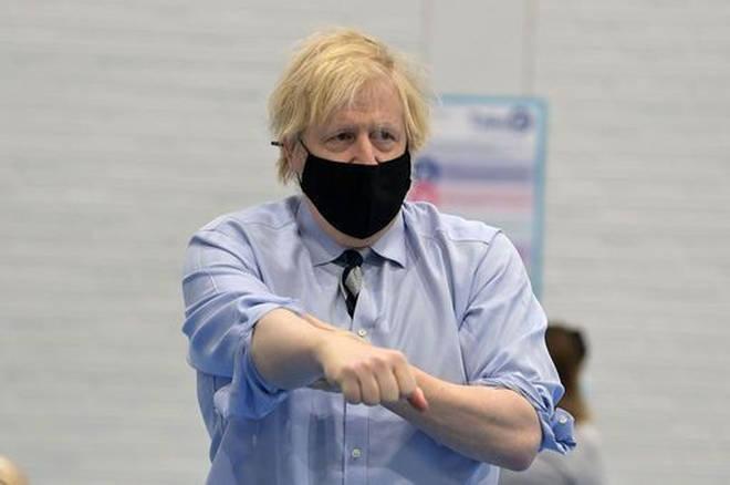 """Prime Minister Boris Johnson dubbed the practice """"repulsive""""."""