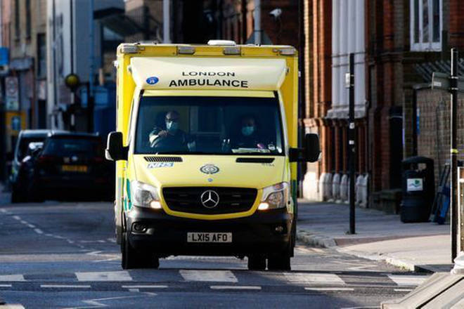 A further 121 people have died in hospitals after testing positive for Covid-19