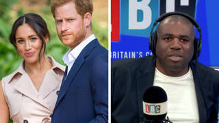 David Lammy: Meghan and Harry racism debate 'lacks sophistication'