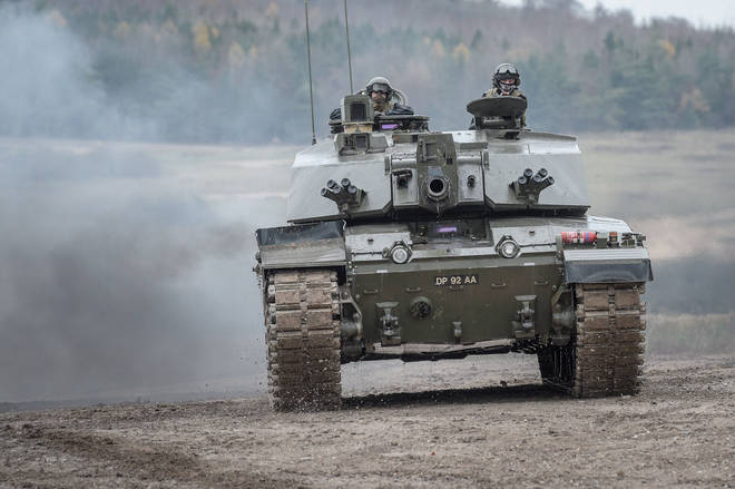 The British Army's ageing tanks and armoured vehicles are likely to find themselves outgunned and overmatched in any conflict with Russian forces, MPs have warned.