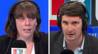 Jess Phillips told LBC she does not think the UK is safe for women