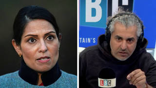 Maajid Nawaz scrutinises 'dangerous' proposed Policing Bill