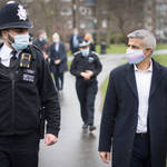Sadiq Khan has called for an independent probe into the policing of the Sarah Everard vigil