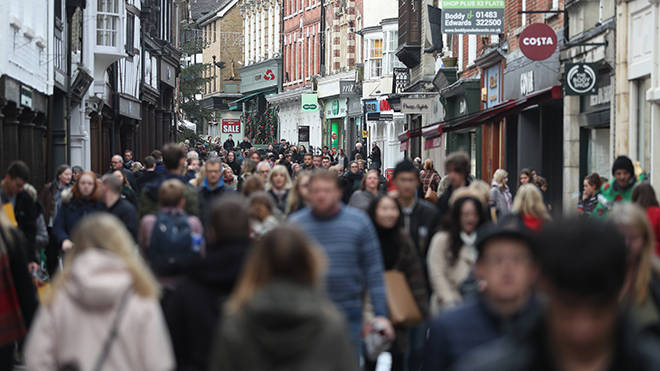 Non-essential shops are planned to reopen on 12th April if the government believes it is safe to do so