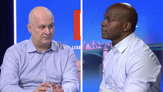 Sarah Everard: Mayor candidate Shaun Bailey condemns Khan's 'failure' to handle vigil