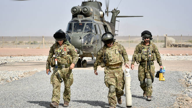 The Ministry of Defence's 10-year plan could have a funding gap of £17 billion