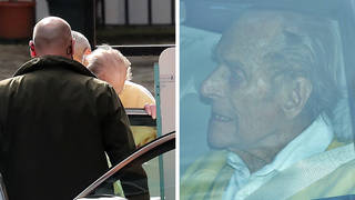 Prince Philip has left hospital after 28 nights