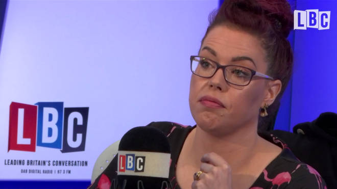 Natasha Devon told LBC what she really said