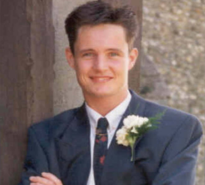 Stuart Lubbock died at Michael Barrymore's home 20 years ago