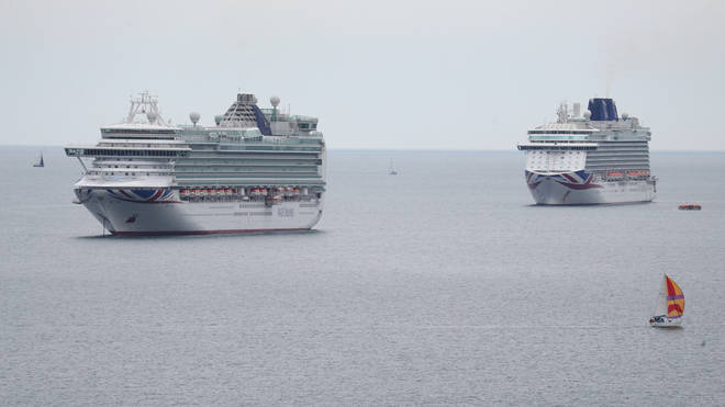 P&O Cruises will require passengers to be vaccinated this summer