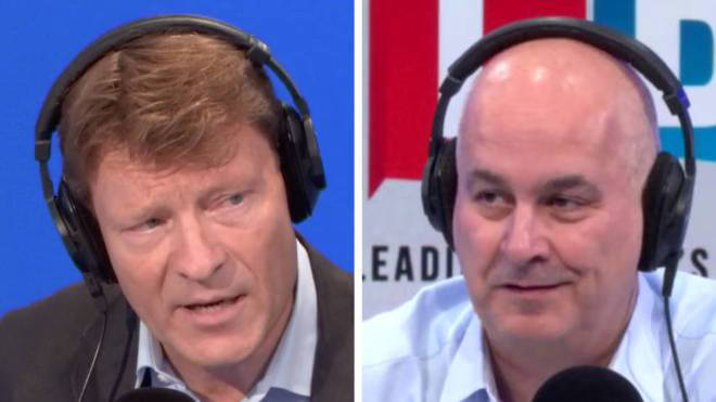 Reform UK leader Richard Tice told Iain Dale he was considering standing in the Hartlepool by-election