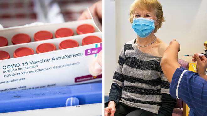 Astrazeneca vaccine supply issues are reportedly down to a delay in a large batch Astrazeneca doses from India