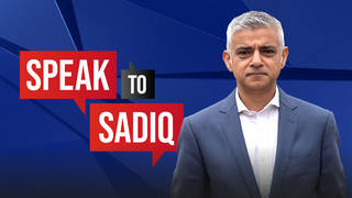 Speak to Sadiq