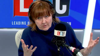 'My colleague assaulted me in the work lift,' caller tells LBC