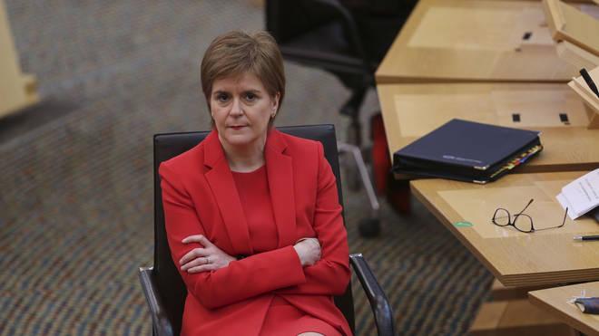 Nicola Sturgeon 'misled' Parliament over the investigation into Alex Salmond