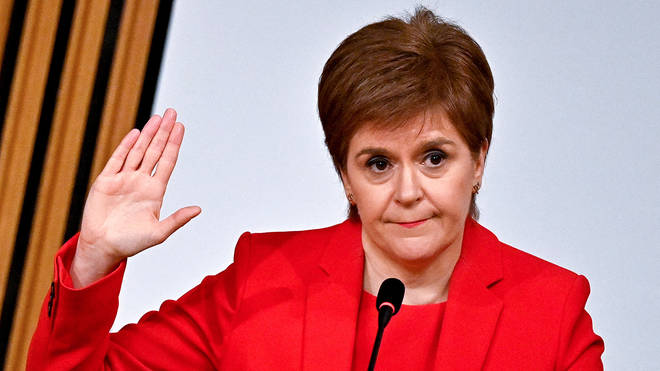 The First Minister is facing increasing calls to resign