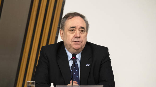 The committee was set up after a successful judicial review by Mr Salmond resulted in the Scottish Government's investigation being ruled unlawful