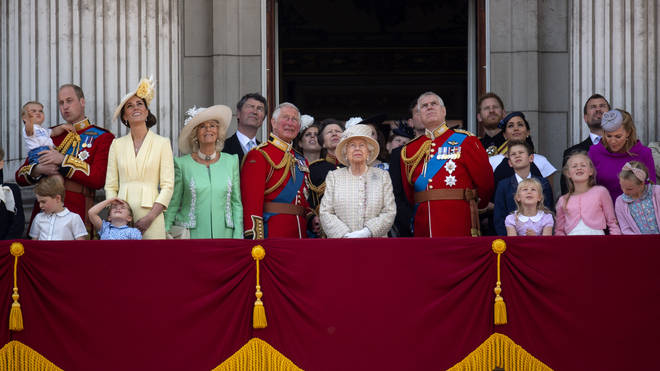 Trooping the Colour has been cancelled for a second year in a row
