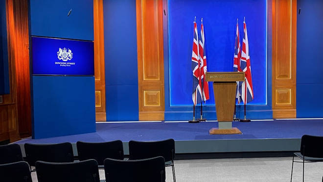Downing Street's new White House-style media briefing room has also come under fire for costing £2.6m to refurbish