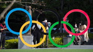 The delayed Tokyo Olympics and Paralympics will be held without international fans.