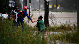 Mass evacuations have been ordered in low-lying areas of New South Wales as Australia experiences the worst flooding since the 1960s.