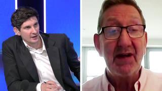 Unite boss Len McCluskey was speaking to LBC's Tom Swarbrick.