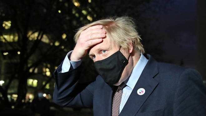 Boris Johnson is facing a rebellion over extending the Coronavirus lockdown powers for a further six months