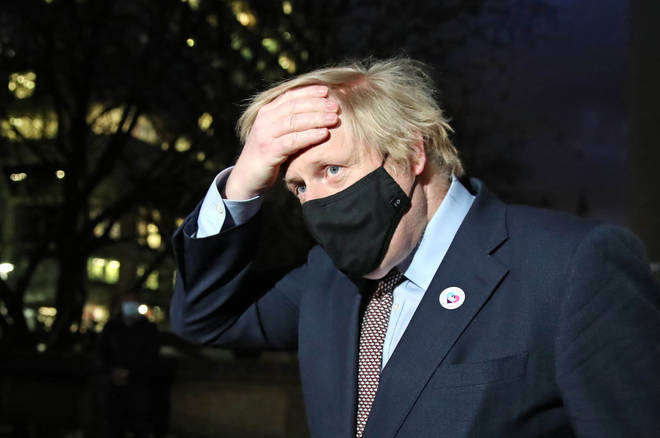 """Boris Johnson has been facing mounting pressure to justify seeking a six-month extension to the """"authoritarian"""" lockdown powers in England"""
