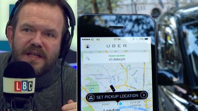 James O'Brien was strong in his criticism of Uber