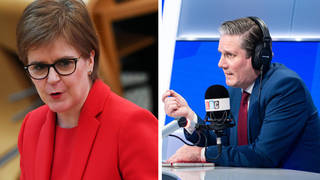 Sir Keir Starmer: Nicola Sturgeon should resign if found to have broken ministerial code