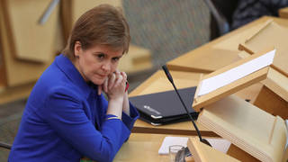 An independent inquiry has found that Nicola Sturgeon did not breach the ministerial code