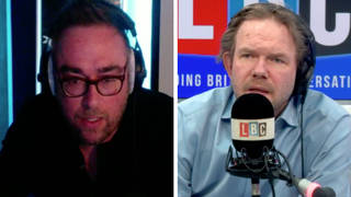James O'Brien talks to Danny Wallace about what would happen if our screens went blank