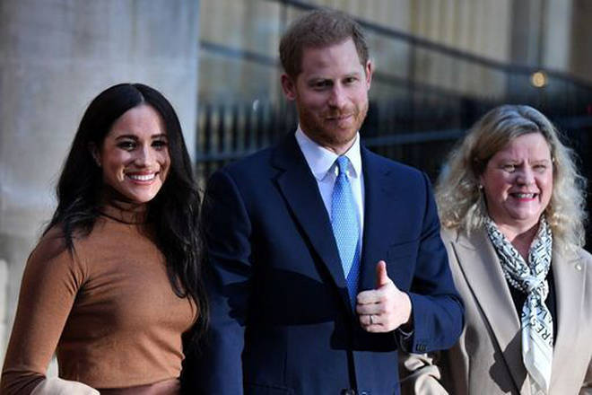 The Duke of Sussex has taken up a new role.