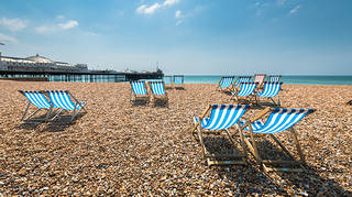 A mini UK heatwave could arrive just in time for Easter 2021