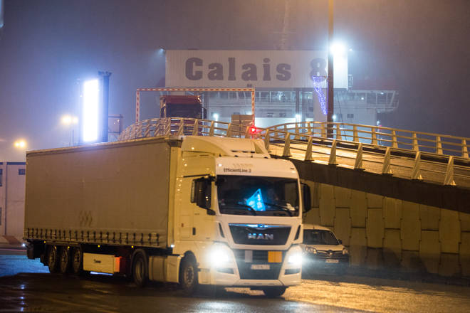 Travel and trade between Dover and Calais could be disrupted if France is placed on the red list