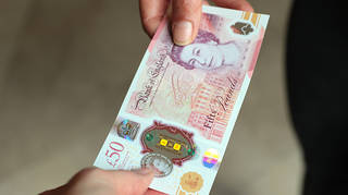 The new £50 note design has been revealed by the Bank of England